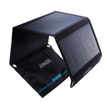 Anker 21W Dual USB Solar Charger, PowerPort Solar for iPhone 7 / 6s / Plus, iPad