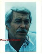 HOWARD KEEL Show Boat / Dallas TV Series SIGNED Autograph 8x10 Color Photo