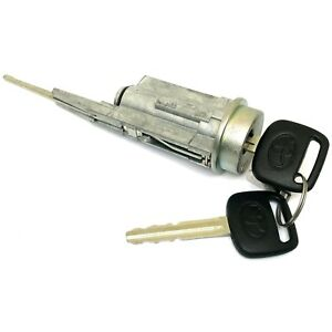 OEM Toyota 69057-48011 Ignition Cylinder Lock & Key Set Genuine Parts
