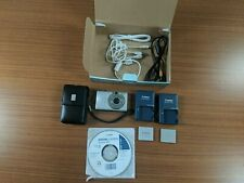 CANON Power Shot SD1100 IS Camera- 2 Batteries/ 2 Chargers/Case/ Disc/ Cords/Box