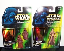STAR WARS - POTF BOX LOT * GREEN CARD