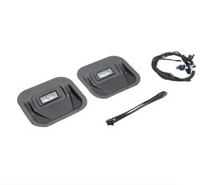 Factory OEM GMC Sierra 2500 HD Tailgate Bed Step Lighting GM 2020 2021 84347814