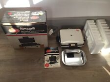 Vintage Sunbeam Rimagrill Electric Grilling Machine New Unused Retro