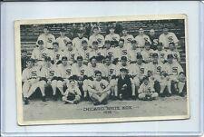 1936 National Chicle Fine Pen Premium R313 CHICAGO WHITE SOX