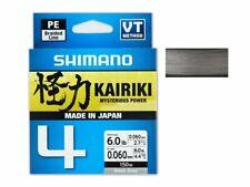 Shimano Kairiki 4 150m Steel Gray 0,06 0,10 0,13 0,16 0,19-0,315 1m 0,066€