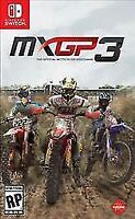 MXGP 3: The Official Motocross Videogame (Nintendo Switch, 2017) BRAND NEW FAST