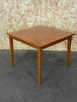 60er 70er Jahre Teak Tisch Coffee Table Couchtisch Kvaletit Danish Modern Design