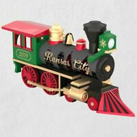 Presale 2019 Hallmark Next Stop, Kansas City! Holiday Train 2019 Ornament
