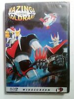 Mazinga contro Goldrake  * Go Nagai/Ken Ishikawa* DVD NUOVO!  BLISTERATO! [A]