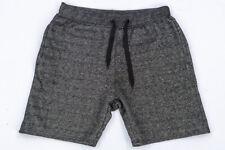 BRAVE SOUL Men's Sweat Shorts L 36'' 38'' Brushback Fleece Drawcord Grindle