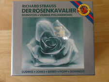 Richard Strauss: Der Rosenkavalier (CD, 3 Discs, CBS Records), PLACIDO DOMINGO