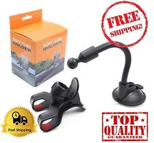 Universal Car Windshield Suction Cup Mount GPS Phone Holder 360° Rotating