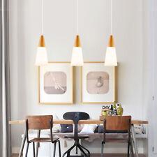 Glass Pendant Light Kitchen LED Chandelier Shop Modern Ceiling Light Modern Lamp