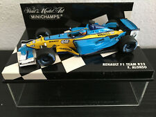 1/43 Renault F1 Team R23 - #8 F. Alonso (2003)