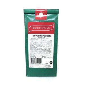 Bioprograma Tea Pine Tips Turiones Pini 100 % Natural Dried Herbs 70g