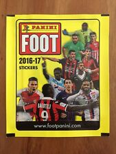 2016-17 Panini Foot France sealed pack of (5) stickers Pochette Kylian Mbappe