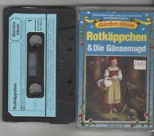 Märchenstunde MC Rotkäppchen + die Gänsemagd  - ehemalige Bibliotheks MC
