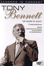 TONY BENNETT The Sound of Velvet  DVD NEW