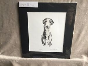 Open Edition Dog Print