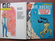 RIC HOCHET ENQUETE DANS LE PASSE   TIBET  RARE EDITION ORIGINALE DE 1974
