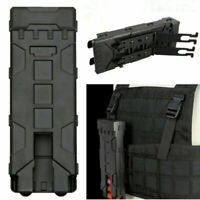 12GA Shotgun Gauge Shell Holder Durable MOLLE Magazine Pouch Ammo Cartridge