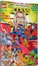 MARVEL ITALIA LE BATTAGLIE DEL SECOLO N.14 1997 x-men justice league EDICOLA