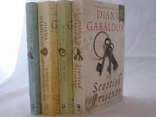 Lord John Grey Series by Diana Gabaldon (4 Book Set) Trade Paperback