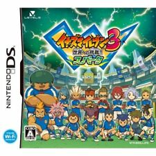 New DS Inazuma Eleven 3 Spark japan import game