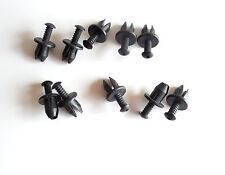 10X  Wheel arch cover RIVETS , CLIPS for FIAT GRANDE PUNTO REPLACES 51780607