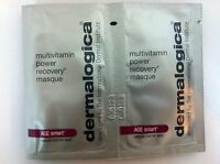 Set of 8pcs Dermalogica MultiVitamin Power Recovery Masque Sample #tw