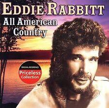 Eddie Rabbitt (CD, NEW & FACTORY SEALED: 1 CENT SHIPPING