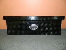 New OEM Ford Truck Black Harley Davidson Diamond Plate Front Protector COVER