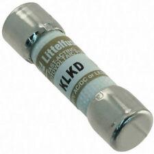1PC Littelfuse KLKD 1A (KLKD 1A) 1Amp (1A) 600V Midget Fast Acting Fuse #Q504 ZX