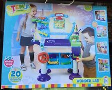 Stem Jr Little Tikes Wonder Lab Playset -50 Accessories, 20 Hands On Experiments
