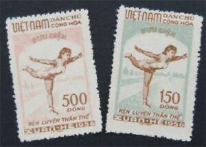 nystamps Viet Nam Stamp # 67,68 Mint OG NH     S17x1380