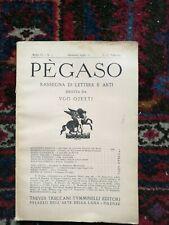 Pegaso N 1 Gennaio 1932