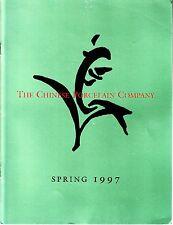 The Chinese Porcelain Company Spring 1997 Buddha Shiva Parvati Krishna