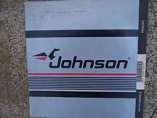1989 Johnson 150 175 HP  Outboard Motor Owner Operator Manual MORE IN STORE  S
