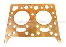 Lister FR2 & FR4 Motor Estacionario Cobre Cabeza Junta Lister P/N 292-20800