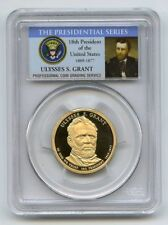 2011 S $1 Ullysses S Grant Dollar PCGS PR70DCAM