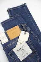 Jack & Jones Slim Fit Glenn Herren W29/L32 Skinny Enge Passform Jeans 1635 MM
