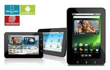 7 Zoll Tablet  ANDROID / 16:9 Seitenverhältnis Capacitive Display Android 2.2