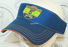 SCOOBY-DOO SURF SHOP SUN VISOR HAT - YOUTH 8/20 OR ADULT SMALL - MEDIUM NEW 2002