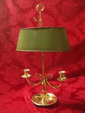 LAMPE BOUILLOTTE DEBUT XIXème SIECLE
