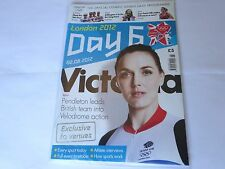 London 2012 Olympic Games Official Daily Programme Day 6 (Day Six)