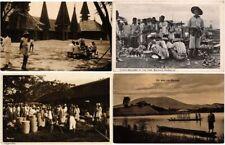 DUTCH INDIES , NEDERLANDSCH-INDIE INDONESIA 15 Vintage Postcards