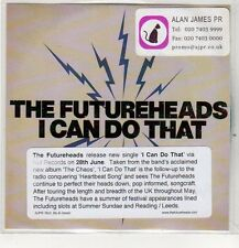 (EP263) The Futureheads, I Can Do That - 2010 DJ CD
