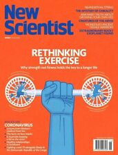 NEW SCIENTIST MAGAZINE 18th APRIL 2020 ~ SPECIAL OFFER BUY ANY 6 ISSUES £10
