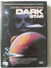 DARK STAR DVD JOHN CARPENTERS SCIENCE-FICTION KLASSIKER VON 1974. KULT