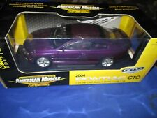 2004 pontiac GTO 1/18  American Muscle LTD purple goat